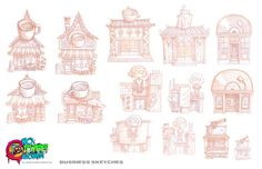 NZA! Sketches 2 by *petura on deviantART