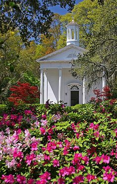 Luola S Chapel Orton Plantation Winnabow North Carolina