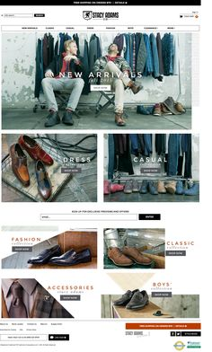 Stacy Adams | Men's Dress Shoes, Casual Shoes, Boots & More | StacyAdams.com…