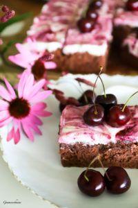 Desserts, Cake, Food, Cherries, Pies, Pie Cake, Meal, Deserts, Cakes