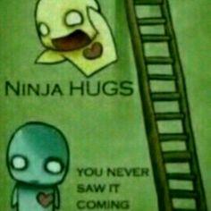 Ninja Hug