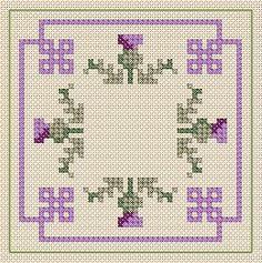 Free Cross Stitch Charts!
