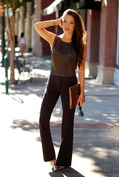 Hapa Time - a California fashion blog by Jessica: Loft: Love Your Pants