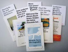 Flirt mit dem Leser | Bücherleben - Der Blog der Leipziger Buchmesse