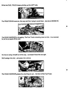 Post with 13 votes and 3725 views. Shared by Mad Max Fury Road - Original Script / Storyboard excerpts Fuel Truck, The Road Warriors, Mad Max Fury Road, Storyboard, Script, Funny Jokes, Comic, In This Moment, Album