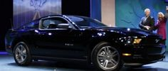 The Mary Kay Mustang. Yes, please.