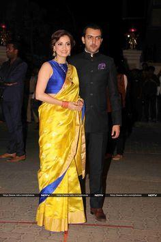 Galaxy of Stars at The Filmfare Awards 2015