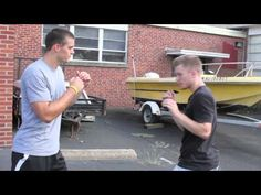 How to Fight: Best Kick in a Street Fight Shane Fazen | fighttips.com #streetfight #self-defence
