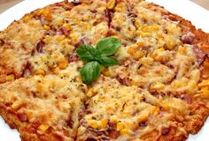 Túró alapú fitt pizza recept Diet Recipes, Cooking Recipes, Healthy Recipes, Italian Recipes, Macaroni And Cheese, Clean Eating, Food And Drink, Vegetarian, Nutrition