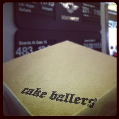cake ballers cake balls! Ballers fly their balls where they need to be. www.thecakeballers.com #thecakeballers