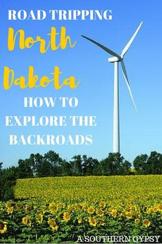 Road Tripping North Dakota | How to Explore the Backroads: