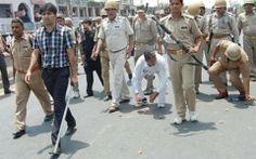 Police men killed in firozabad