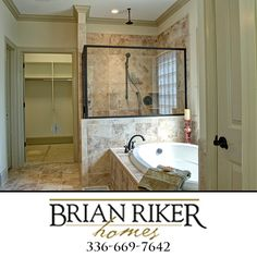 Bathroom Home Remodeling In Greensboro Nc  Brian Riker Homes Classy Bathroom Remodeling Greensboro Nc Review