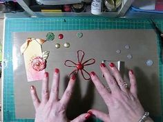 ▶ Making fun things from hot glue - YouTube