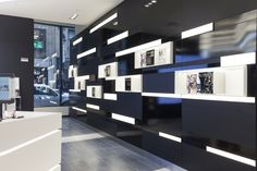 Beauty Boutique store by Tuxedo, Montreal – Canada » Retail Design Blog