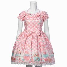 [マルイ] Sugar Fairy Cakeワンピースセット/アンジェリックプリティ(Angelic Pretty)