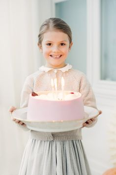 Happy 6th Birthday Princess Estelle
