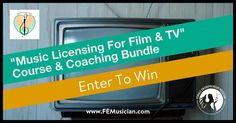 For Singer/Songwriters who want to get their #music into TV & Film enter this great Contest! -DeDe:)