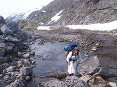 Parks Canada - Chilkoot Trail National Historic Site - Artist Residency