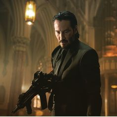 Keanu Reeves as John Wick❤️