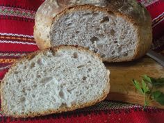 Hellena  ...din bucataria mea...: Paine cu faina integrala de grau Food And Drink, Cooking Recipes, Bread, Chef Recipes, Brot, Baking, Breads, Buns