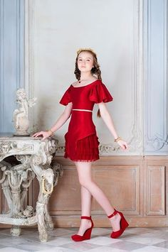 Red Passion Outfits ideas for the Chinese New Year Celebrations