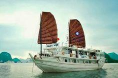 Marguerite Garden Cruise 3 days 2 nights ~ Ha Long Bay Cruises