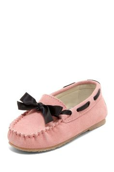 L'amour & Angel Shoes  L'amour Ribbon Loafer