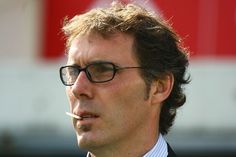 Laurent Blanc -- manager for Paris SG