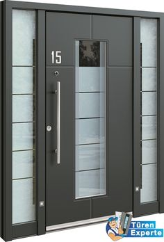 Modern Amp Secure Composite Doors In A Range Of Stylish
