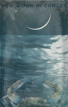 new moon in cancer – outpourings
