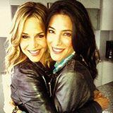 "itberice-deactivated20150208: "" ""Jaime and I have been best friends since we met on 'Dexter'""- Julie Benz """