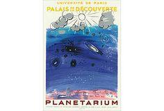 Raoul Dufy, Planetarium