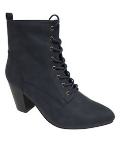 Navy Buster Boot