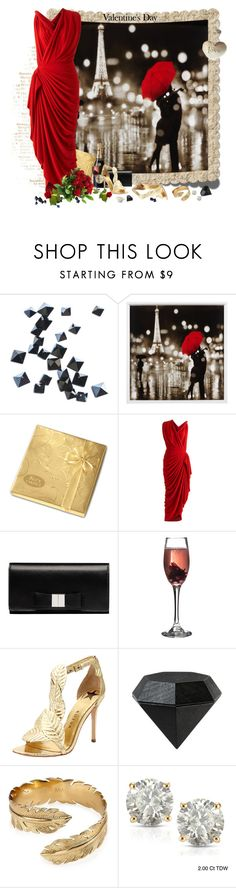 """""""Romantic"""" by cecile999 ❤ liked on Polyvore featuring Ardency Inn, Lanvin, Balenciaga, KOTUR, Areaware, Melinda Maria, Auriya, Allurez, paris and romantic"""
