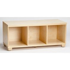 Solid Wood VP Home I-Cubes Storage Bench 1312568_(OFS)
