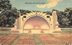 Band Shell   Fort Scott, KS