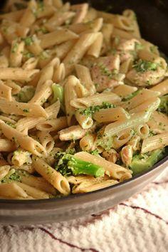 One-Pot Chicken Broccoli Ziti