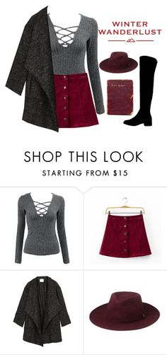 """Untitled #185"" by music-girl32 ❤ liked on Polyvore featuring Chicsense, American Eagle Outfitters, Whistles and Office"