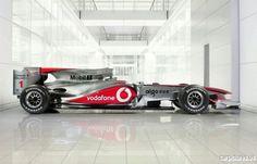 2010 McLaren MP4-25 Formula 1