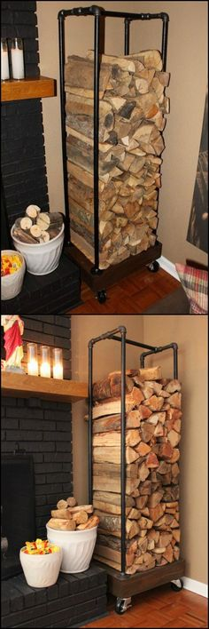 Breathtaking 25 Best Efficient Homemade Wood Burning Stoves And Heaters https://www.fancydecors.co/2017/08/31/25-best-efficient-homemade-wood-burning-stoves-heaters/ You need to experience it to believe you can become as much heat from a little handful of wood. It simply doesn't take much heat to have the house to a cozy temperature at this time in early spring. It is designed to take heat for people who dwell in it. Wood heat is very good for the soul.