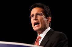 """House Majority Leader Eric Cantor  argued at the Values Voter Summit that """"marriage has lifted more people out of poverty than any government program ever."""" Ignoring the questionable logic of his own argument, Cantor continues to oppose same-sex marriage, having voted in 2004 for a constitutional amendment that would ban it. As Think Progress notes, """"New York City mayor Michael Bloomberg announced in July 2012 that same-sex marriage generated $259 million for the NYC economy in just one yea"""