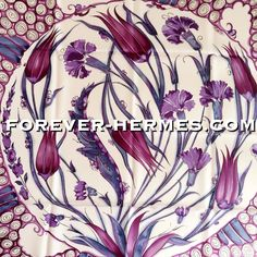 Already sold out in our store http://forever-hermes.com #ForeverHermes this gorgeous Hermes Paris scarf by Laurence Bourthoumieux titled Ceramique Ottomane in stunning purple features Ottoman style iconic #Tulips and #Carnation #flowers like #Turkey #Turkish #Iznik #IznikTiles very elegant! #MensSuit #MenStyle #MensWear #MensFashion #dapper #gentleman #WomensWear #WomensFashion #HermesCarre #HermesParis #HermesScarf #Hermes #Paris