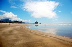 Cannon Beach!