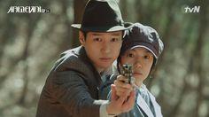 Chicago Typewriter: Episode 5 » Dramabeans Korean drama recaps