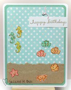 Made for DeNami Designs' Pretty Pastels Blog Hop!