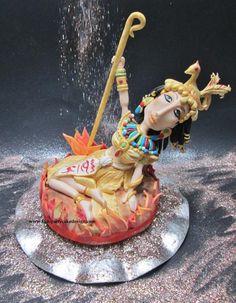 Egyptian Phoenix goddess