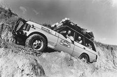Range Rover Camel Trophy