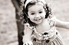 "Candid photo of little girl, Matilda Jane, candid outdoor photography - Giraffe Photography  ""A Head Above the Rest""  www.giraffephoto.com"