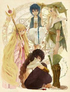 The four magi~